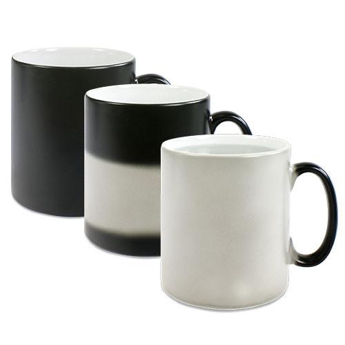 Farbwechsel Tasse